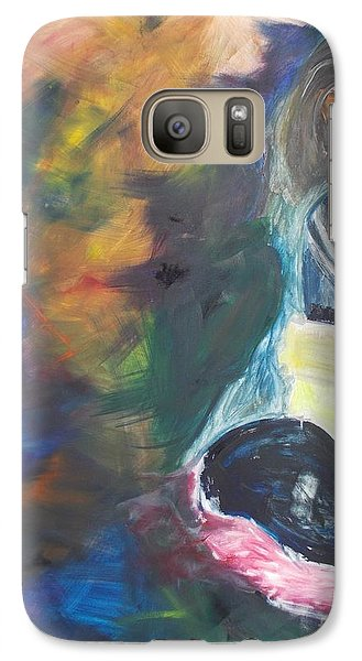 Galaxy Case featuring the painting Depression by PainterArtist FIN