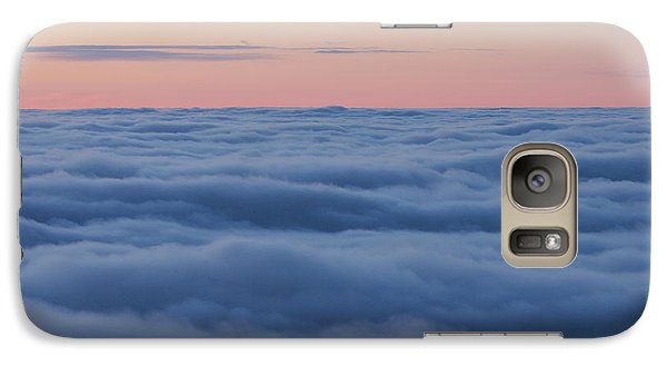 Galaxy Case featuring the photograph Descent by Bruce Patrick Smith