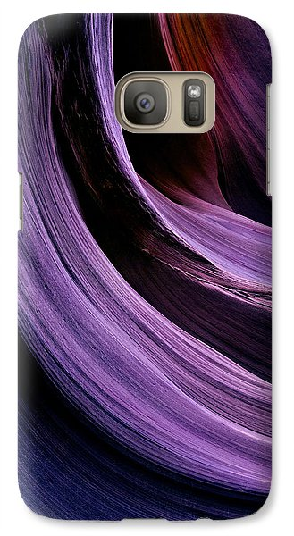 Desert Eclipse Galaxy S7 Case
