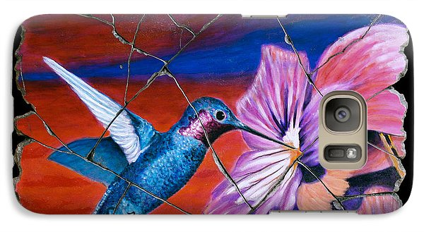 Desert Hummingbird Galaxy S7 Case