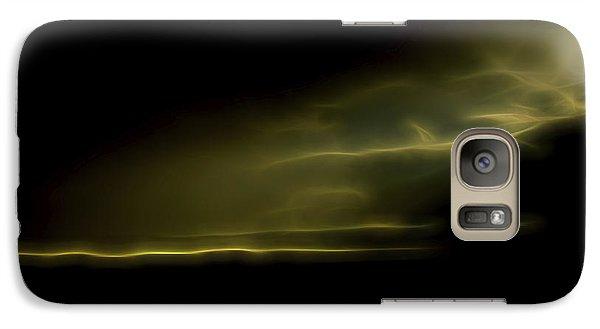 Galaxy Case featuring the digital art Desert Spotlight by William Horden