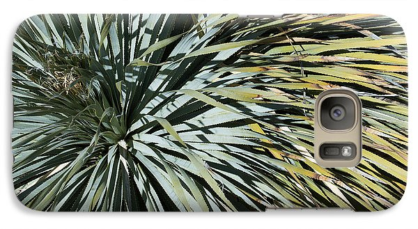 Galaxy Case featuring the photograph Desert Yucca by Avian Resources