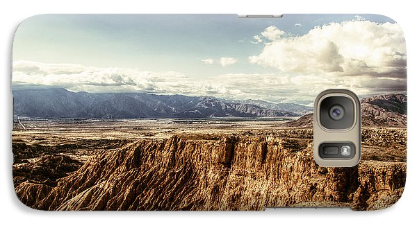 Galaxy Case featuring the photograph Desolate And Beautiful by Jeremy McKay