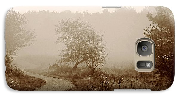 Galaxy Case featuring the photograph Desolation  by Bruce Patrick Smith