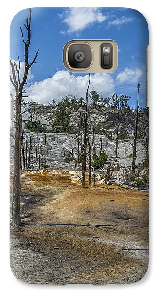 Desolation Yellowstone National Park Galaxy S7 Case