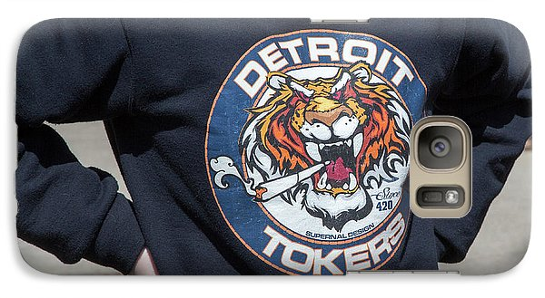 Detroit Tokers Galaxy S7 Case by Jim West