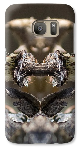 Galaxy Case featuring the photograph Devil's Squeezebox by WB Johnston