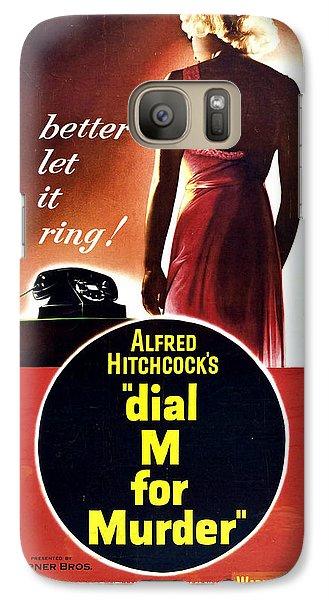 Dial M For Murder - 1954 Galaxy Case by Georgia Fowler