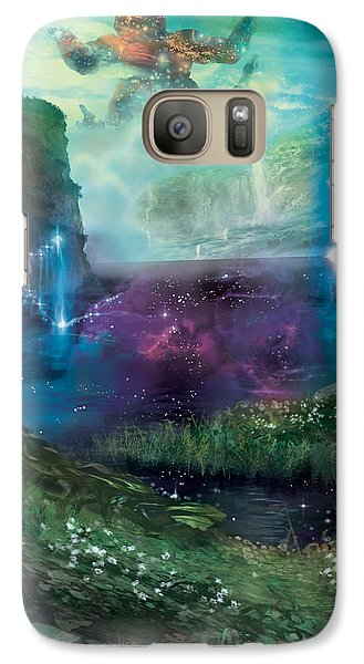 Magician Galaxy S7 Case - Dictate Of Kruphix Promo by Ryan Barger