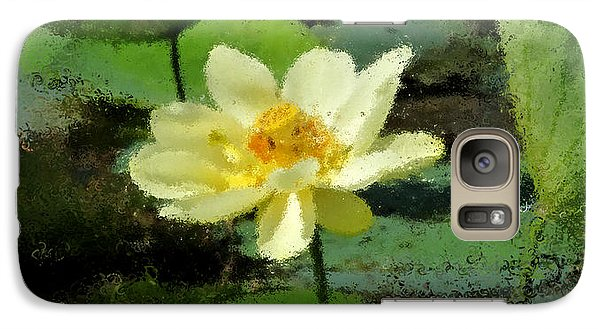 Galaxy Case featuring the photograph Different Strokes by John Freidenberg