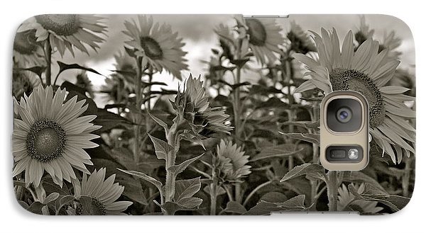Galaxy Case featuring the photograph Dimming The Lights by Alice Mainville