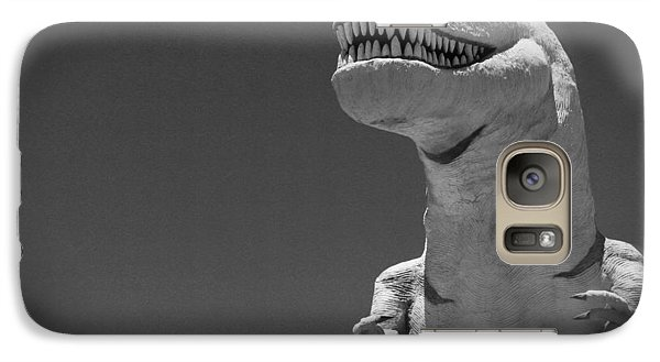 Galaxy Case featuring the photograph Dino Of The Desert I by Carolina Liechtenstein
