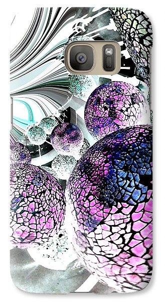 Galaxy Case featuring the digital art Disco 2 by Nico Bielow