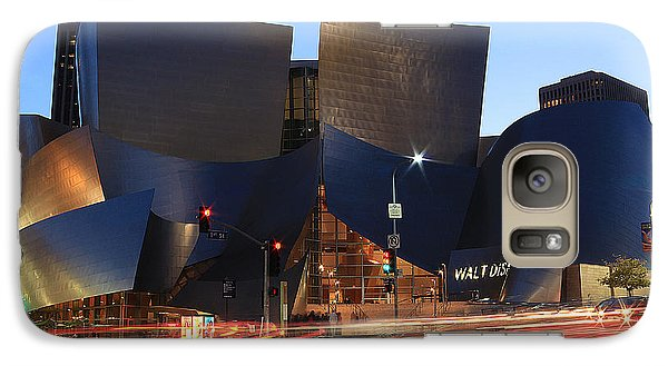 Galaxy Case featuring the photograph Disney Concert Hall by Kevin Ashley
