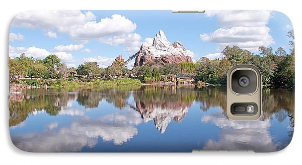 Galaxy Case featuring the photograph Expedition Everest by John Black