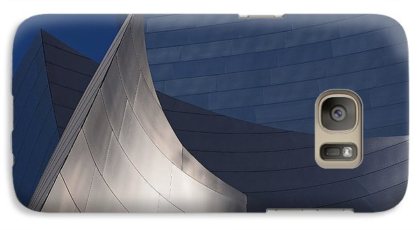 Disney Hall Abstract Galaxy S7 Case