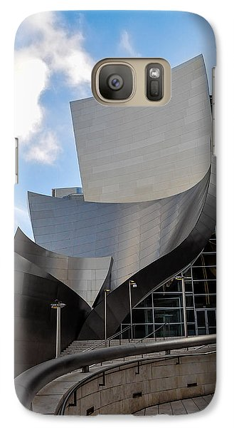 Galaxy Case featuring the photograph Disney Hall by Gandz Photography