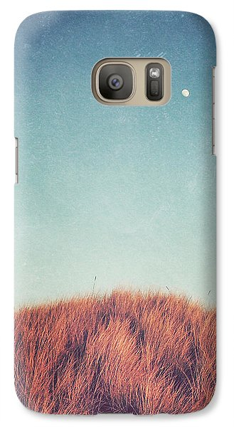 Distant Moon Galaxy S7 Case by Lupen  Grainne