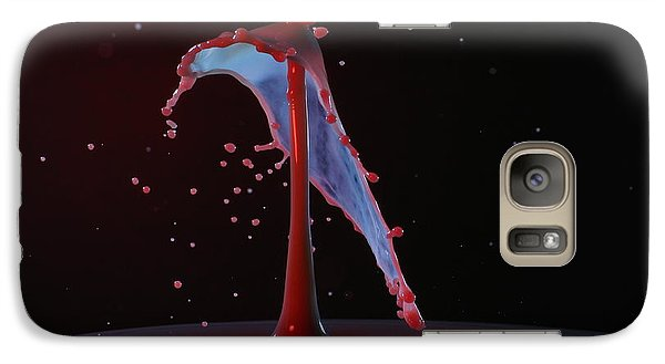 Galaxy Case featuring the photograph Distressed by Kevin Desrosiers
