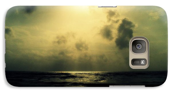 Galaxy Case featuring the photograph Divine Light by Salman Ravish