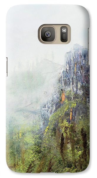 Galaxy Case featuring the painting Dixville Notch Nh by Michael Daniels