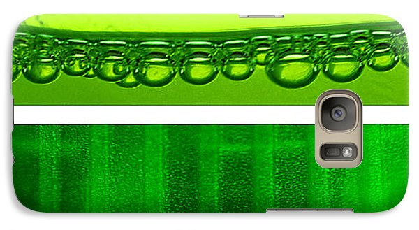Galaxy Case featuring the photograph Do The Dew by Brian Duram