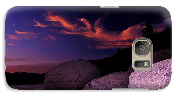 Galaxy Case featuring the photograph Do You Believe In Dragons? by Sean Sarsfield