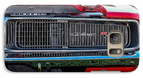 Galaxy Case featuring the photograph Dodge Charger Rt Classic  by Trace Kittrell