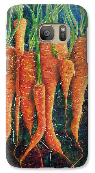Galaxy Case featuring the painting Does Size Matter? by Susan DeLain