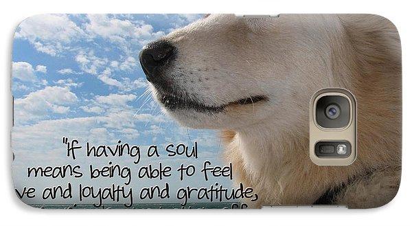 Doggie Soul Galaxy S7 Case