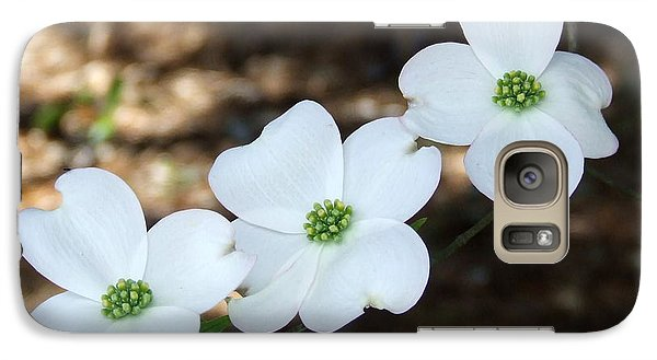 Galaxy Case featuring the photograph Dogwood by Andrea Anderegg