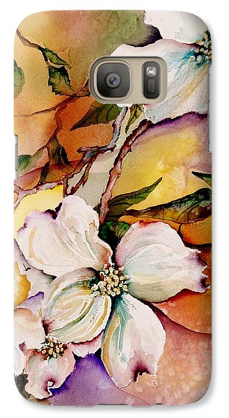 Dogwood In Spring Colors Galaxy S7 Case
