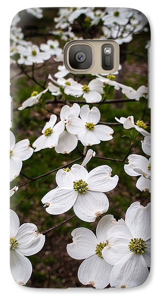 Galaxy Case featuring the photograph Dogwoods by Wayne Meyer