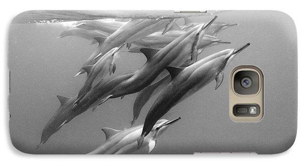 Dolphin Pod Galaxy S7 Case