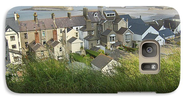 Galaxy Case featuring the photograph Donaghadee Northern Ireland View From The Moat by Brenda Brown