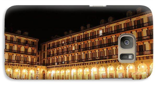 Galaxy Case featuring the photograph Donostia San Sebastian  by Mariusz Czajkowski