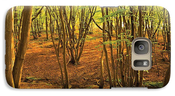 Galaxy Case featuring the photograph Donyland Woods by David Davies