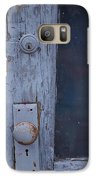 Galaxy Case featuring the photograph Door To The Past by Randy Pollard