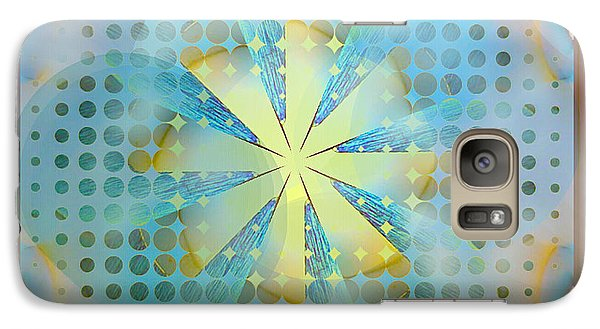 Galaxy Case featuring the photograph Dot Dot 2 by Barbara R MacPhail