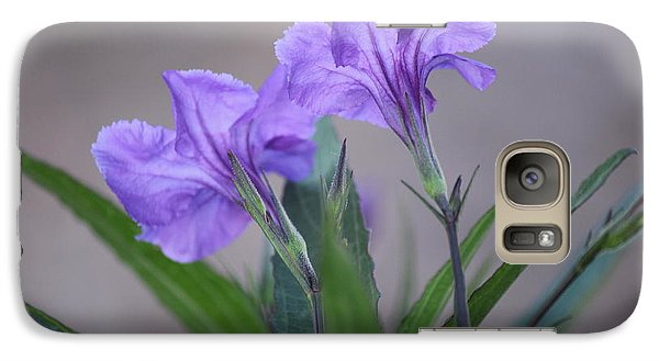 Galaxy Case featuring the photograph Double The Pleasure by Penny Meyers