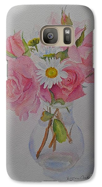 Douceur Galaxy S7 Case by Beatrice Cloake