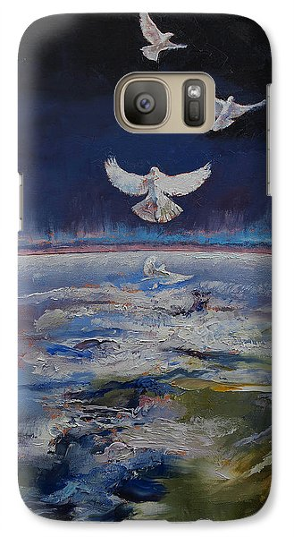Doves Galaxy S7 Case by Michael Creese