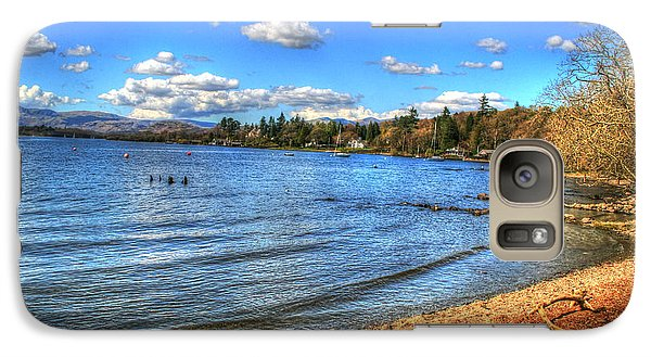 Galaxy Case featuring the photograph Down By The Riverside by Doc Braham