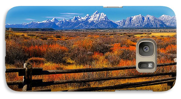 Galaxy Case featuring the photograph Down In The Valley by Greg Norrell