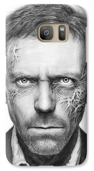 Dr. Gregory House - House Md Galaxy S7 Case