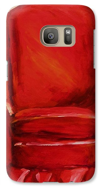 Galaxy Case featuring the painting Draft Dodger by John Williams