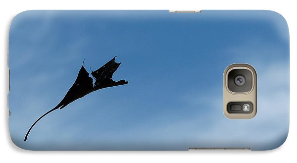 Galaxy Case featuring the photograph Dragon In Flight by Jane Ford