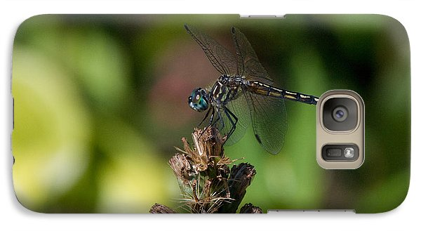 Galaxy Case featuring the photograph Dragonfly by Greg Graham