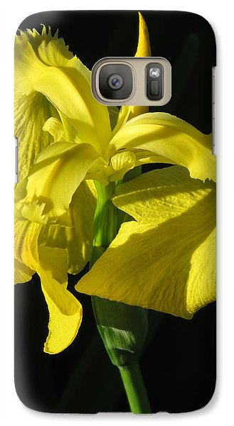 Galaxy Case featuring the photograph Drama Queen by Phyllis Beiser