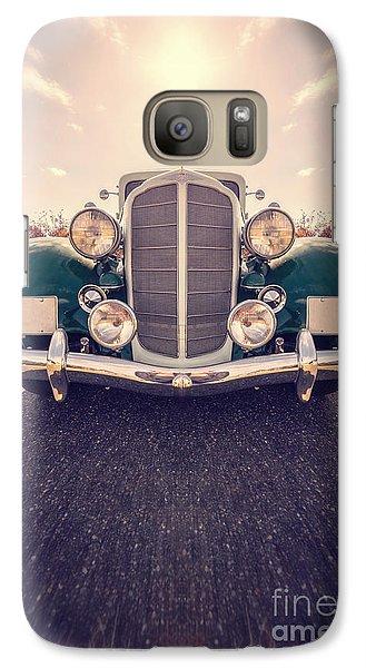Car Galaxy S7 Case - Dream Car by Edward Fielding